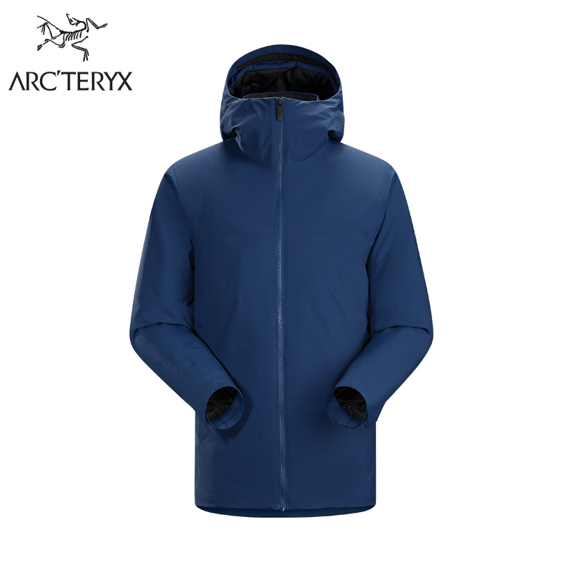 Arcteryx Archaeopteryx Outdoor Winter Comfortable Men's Hooded Warm Cotton Clothing Koda Jacket