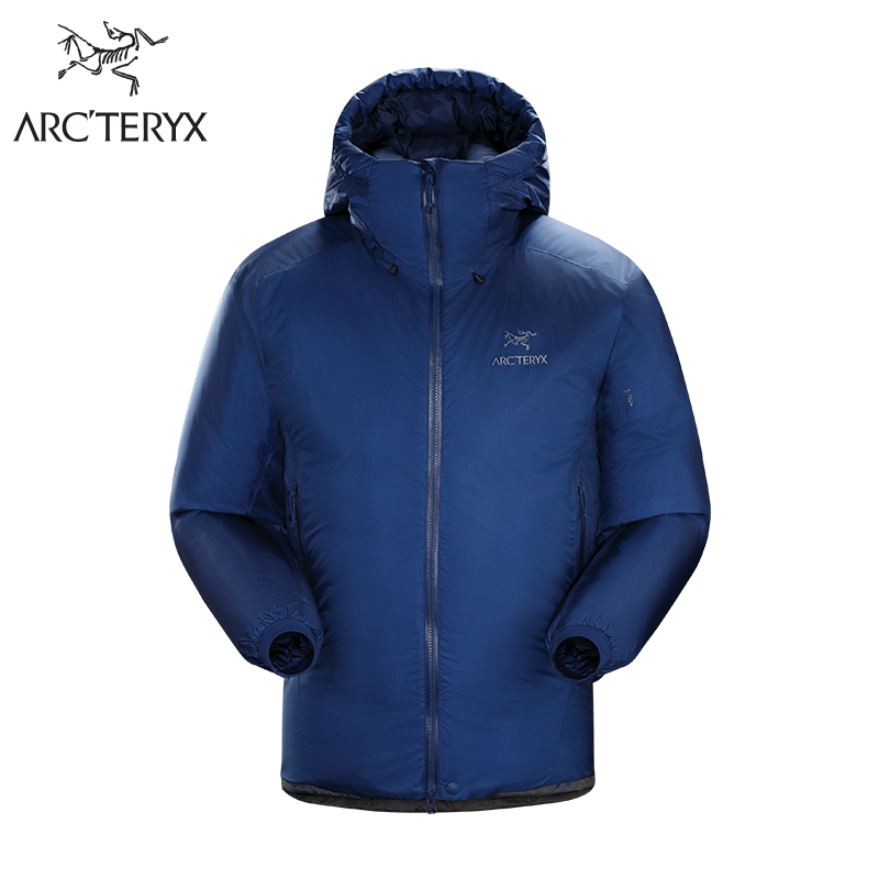 [17 autumn and winter new] Arcteryx archaeopteryx men's lightweight warm down jacket Firebee AR
