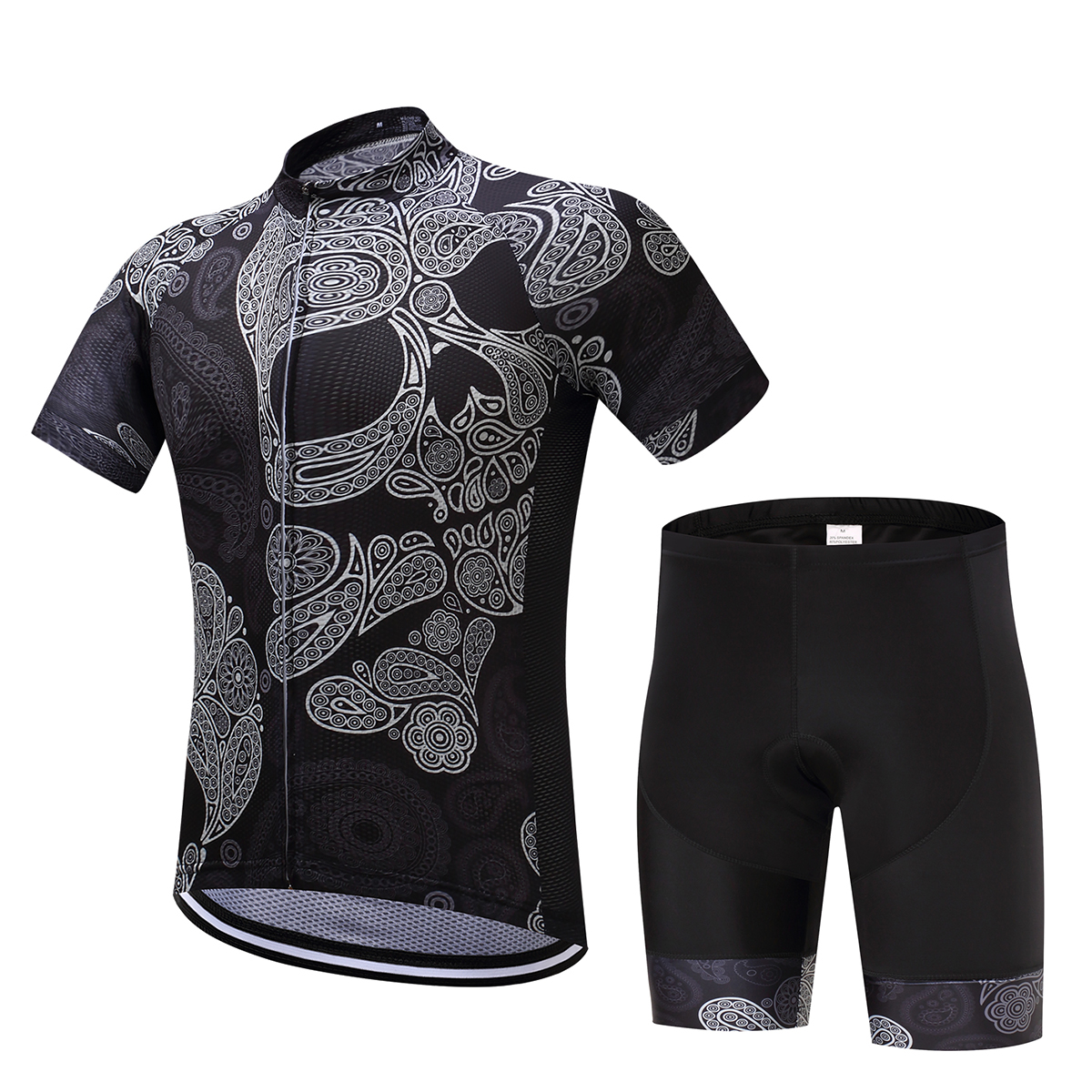SUREA 17 summer short-sleeved Jersey suits for men and women spring and summer bicycle short-sleeved shorts suit outdoor