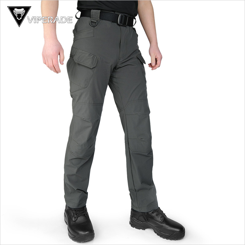 Python Sand IX7 Archon Tactics Trousers Quick-drying pants Elastic Slim Summer Thin Outdoor Trousers
