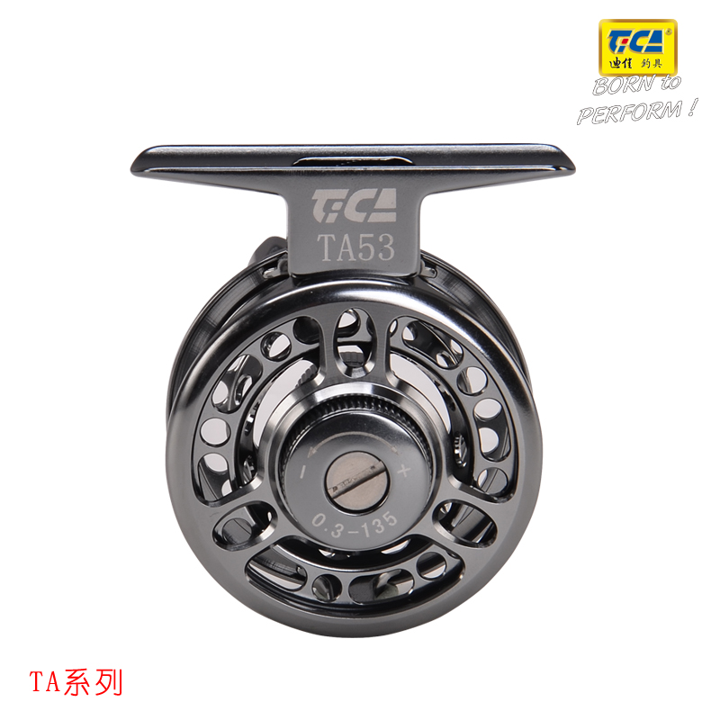 Dijia TA53 front wheel fishing gear