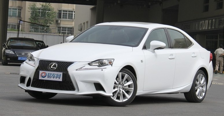 2013-7-11 New Lexus IS Hub Order