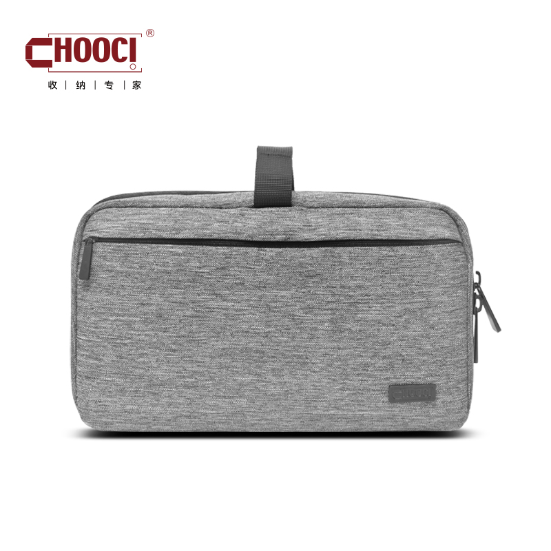 CHOOCI hook storage wash bag portable travel wash bag men and women outdoor waterproof business casual travel bag