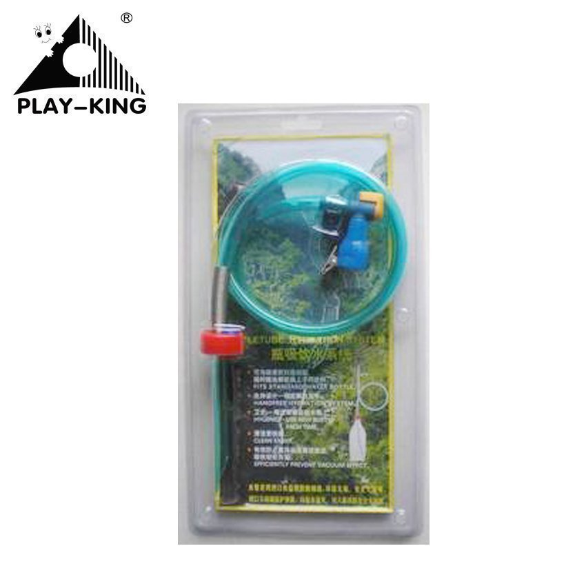 Playking outdoor water purifier portable filter athletes equipped with drinking water pipes