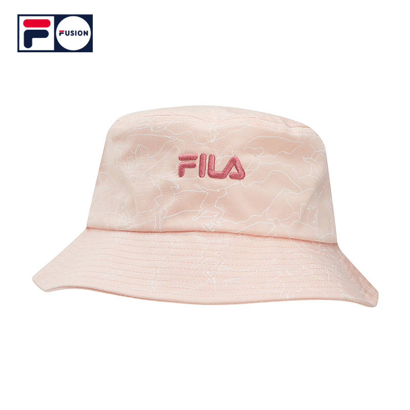 FILA FUSION Philae Women Spring 2021 new solid color fashion casual hat street trend hat
