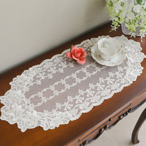 South Korea imports of high-grade American Pastoral lace table lace table flag tea table decorative vase table lamp table mat placemat