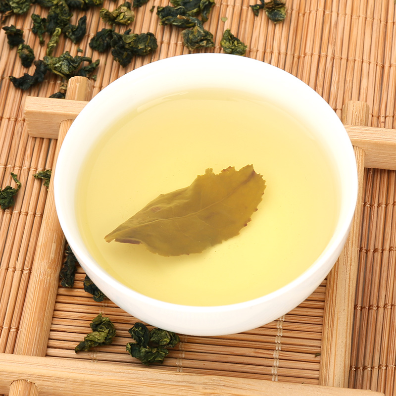 Anxi Tieguanyin scented spring tea scent Oolong kraft papered gift 500g yi'an tea
