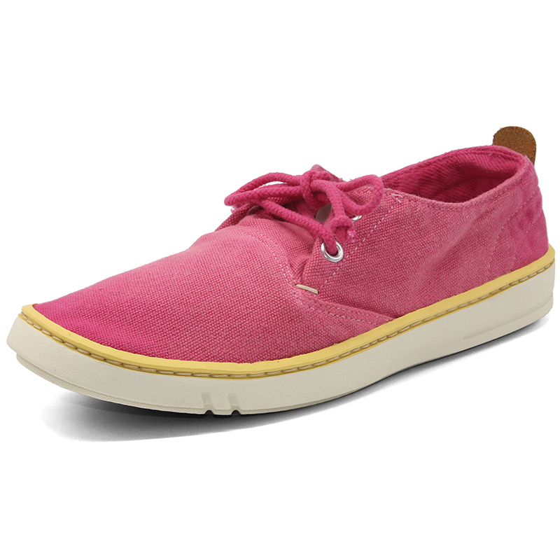 TIMBERLAND/Tian Bailan organic cotton shoes women's shoes classic casual fashion breathable comfortable low shoes