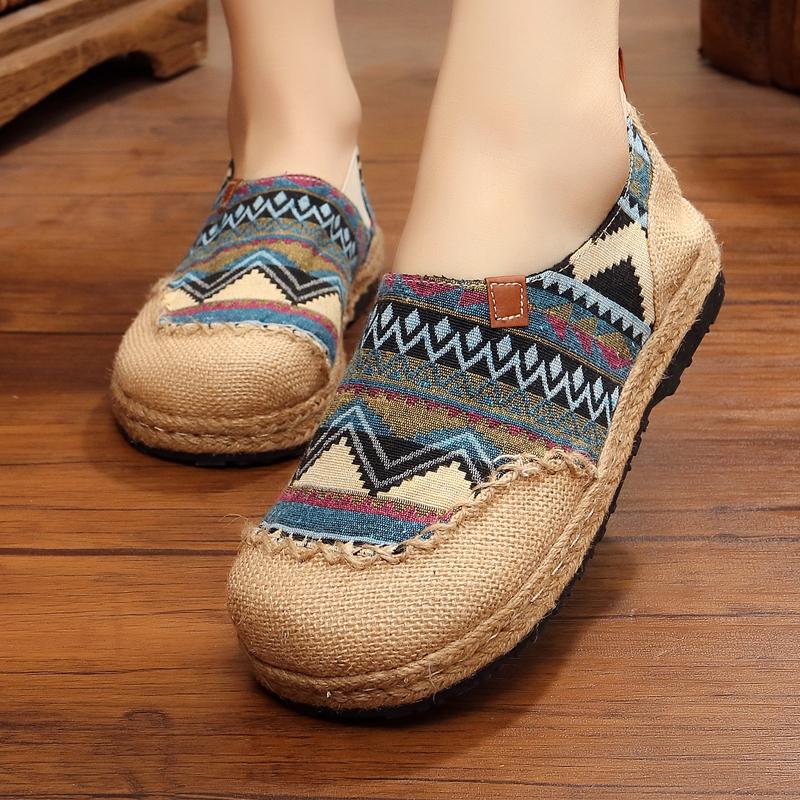 Giày nữ, chất liệu vải êm ái, phong cách năng động