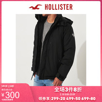 Hollister Trend models hooded cotton jacket Jacket Men 233571-1