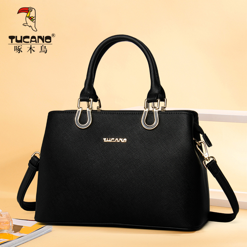 Woodpecker Bag Girl New Spring Style Single Shoulder Slant Bag Fashion Lady Bag Simple Lady Bag Handbag