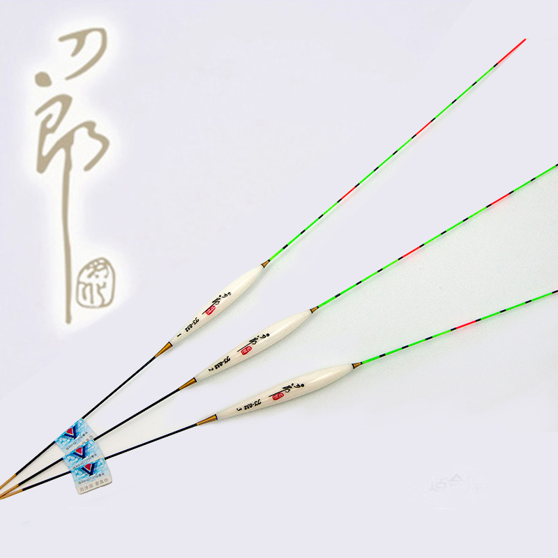 Daolang YS032 Fish Floating Set Full Set of Overcast Sky Floating Jujube Core Shallow Water Crucian Carp Floating with High Sensitivity and Fine Tail Resistance to Water Floating