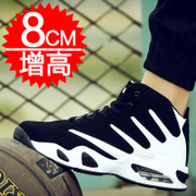 Autumn and winter increased in men's shoes sports shoes and shoes shoes cashmere thermal male winter shoes