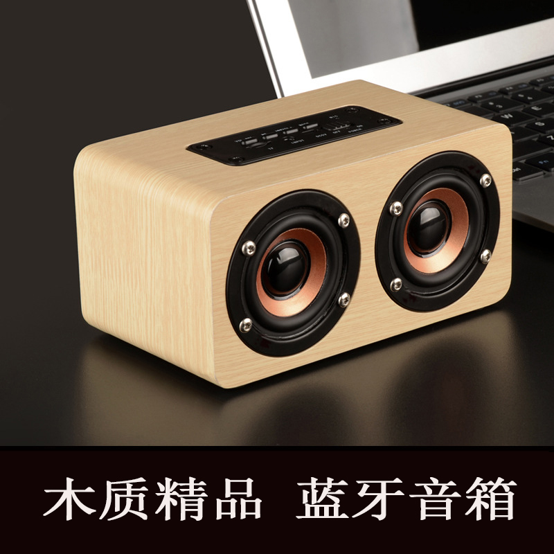 Mini wireless bluetooth speaker subwoofer small stereo oppor9s home affect music player loud volume