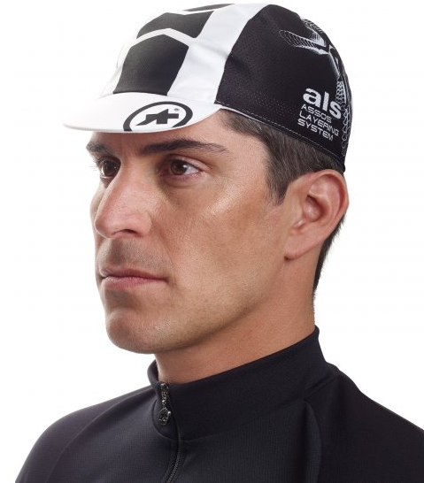 (now) Assos milleCap evo8 new riding hat (one size fits all)