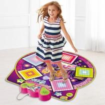 Six Un enfants de jour éducation précoce puzzle jeu musique tapis de danse couverture filles bébé fille jouets cadeaux danniversaire