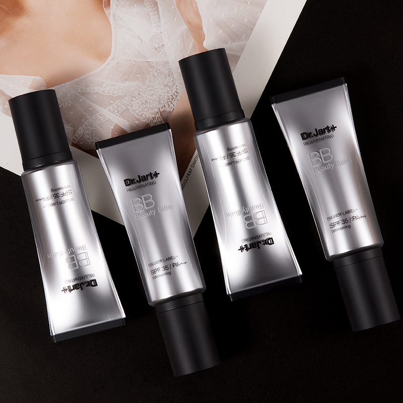 Dr.Jart BB Silver cream, flagship store, official flagship, Concealer foundation, brighter skin, female South Korea