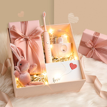 Birthday gifts to girls friends honey practical creative girl heart 緻 high-end heart surprise love