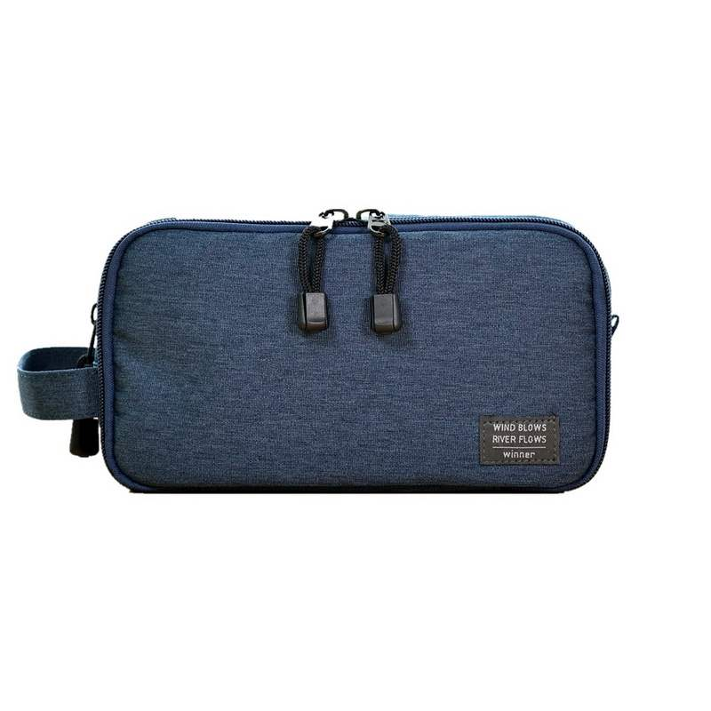 New travel wash bag anti-splash outdoor travel business supplies razor 鬍 mens care supplies collection bag