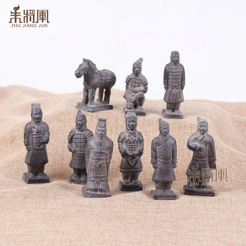 Xi'an Terracotta Warriors Tourism Small Souvenir Decoration Gift Gift Shaanxi Special Gift Gift