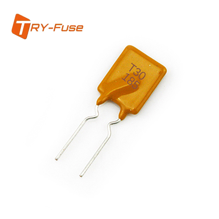 Direct plug self recovery fuse varistor PPTC 30V 1.85a over-current protector recovery fuse