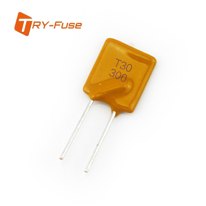 Direct insertion self-recovery fuse  varistor   resistor  PPTC 30V 3A overcurrent protector can restore insurance