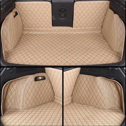 Private Customized Full Surrounding Tailbox Pad for Special Vehicle with Full Surrounding Tailbox Pad