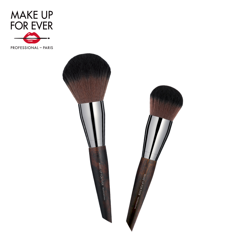 Makeupformer / makeupfie medium size, 126 large size, 130 honey paint, halo dye brush, makeup brush, portable