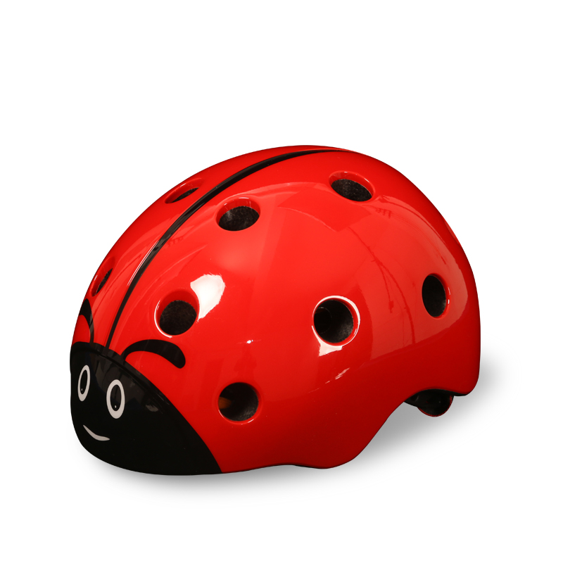 Children's skating helmet skating skating scooter cycling baby cartoon sports protective gear boys and girls safety helmet