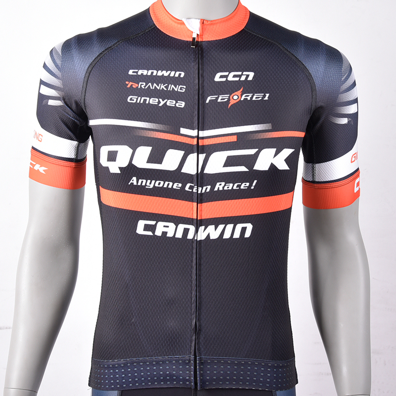 Riding Union Mall QUICK Jersey Men and women Set CCN Breathable Custom Comfortable cushion Mountain bike Road bike