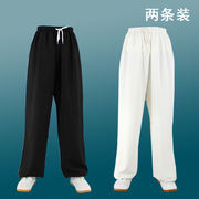 Tai Chi exercise pants summer cotton pants breathable pants suit and Tai Chi Yoga Pants Pants Slacks practice