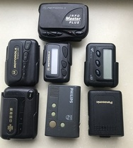 Pager BB machine 39 yuan a nostalgic classic film and television props