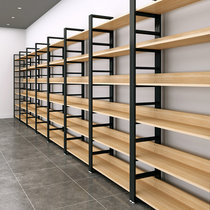 Shelf display rack free combination of sample products display rack container showcase multi-purpose household shelves