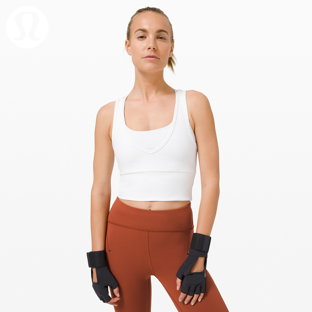 Ms. Lululemon-Push the Limit training glove LW9CWZS