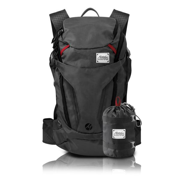 American Matador Beast28 Packabl 28L Folding Lightweight Technology Backpack Travel Bag