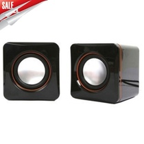 New notebook desktop computer small sound USB mini phone speaker stereo TS-101 small speaker