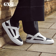 GXG men's shoes shoes warm in winter. 2017 high boots shoes casual shoes for shoe laces