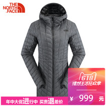The NorthFace North Recreational Outerwear Cotton Clothes for Men and Women Sports Outdoor Comfort and Warm Down Clothes in Autumn and Winter