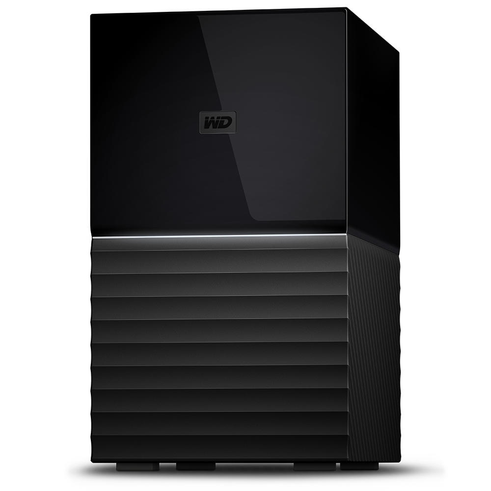 WD My Book Duo 8T 12T 16T 20T/TB Mobile Hard Disk Type-c Interface