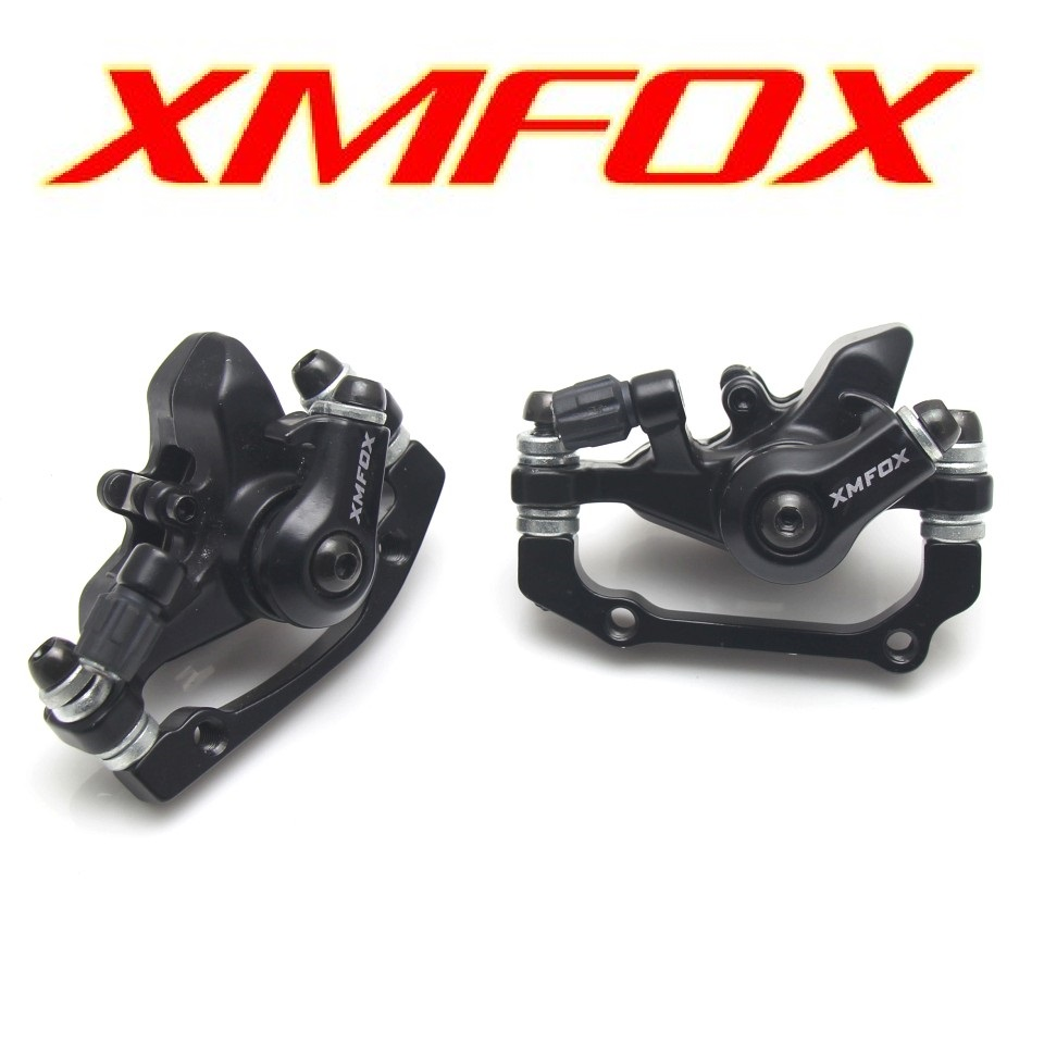 Taiwanese genuine XMFOX-1.0 disc brake mountainous bicycle disc brake with disc brake device