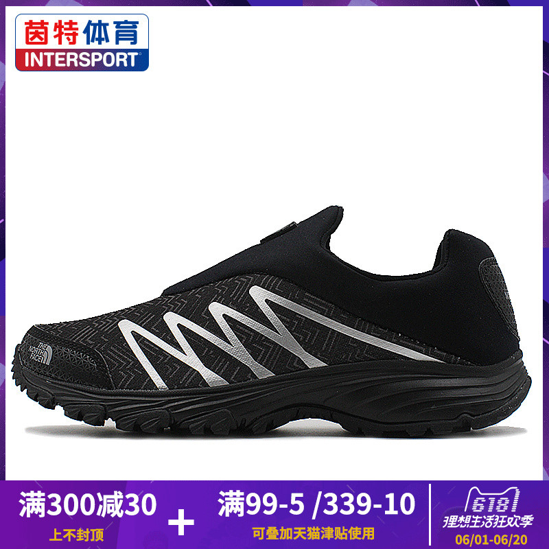 North men's shoes 2018 spring and summer new outdoor lightweight low to help non-slip casual sports shoes walking shoes 32ZI