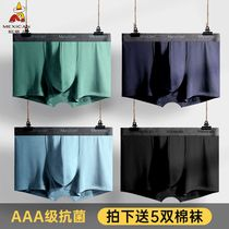 Scarecrow mens briefs mens boxer shorts Modell cotton underpants comfort briefs antibacterial breathable shorts inside