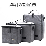 Camera bag SLR camera bag bag liner liner shockproof camera bag post collision thickening