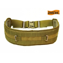 Road Tour A120A Outdoor Tactical Belt Molle Combinable Packing Sports Equipment Military Regulation Nylon