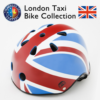 United Kingdom [LONDON TAXI] original authentic children riding helmet ultra light skateboard helmet