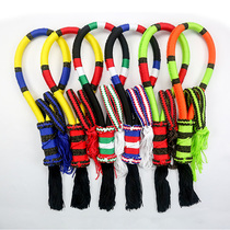 Thailands original imported Muay Thai 抟 fight 髮 hoops loose boxing training match special 髮 hoop arm hoops are empty