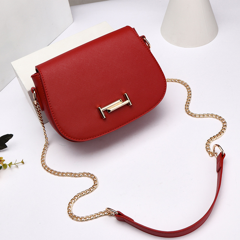 Autumn Blockbuster Ms. ins Small Bag 2009 New Trendy Single Shoulder Slant Bag Fashion Chain Bag