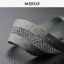 MIJILO bandeau pour cheveux sport pour hommes et femmes anti-sueur et anti-sueur protection du front course yoga gym sueur-ceinture de guidage