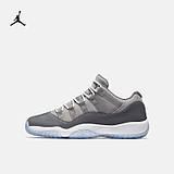 Jordan官方AIR JORDAN 11 RETRO LOW BG AJ11 篮球运动童鞋528896