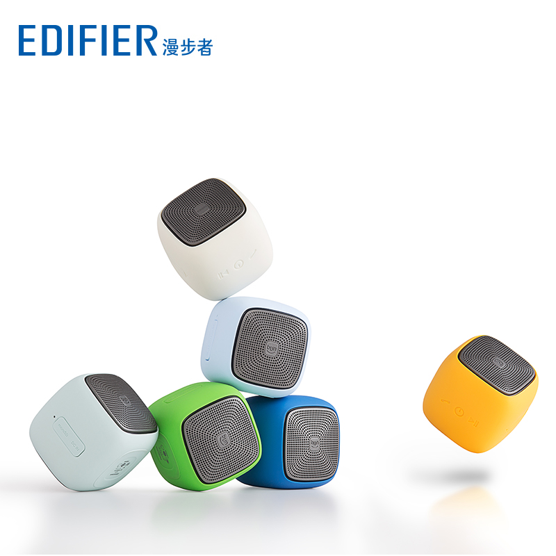 Edifier/Walker bun Bluetooth speaker wireless mobile phone mini-subwoofer portable plug-in card